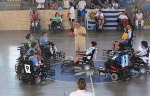 Se disputa en el Polideportivo Cooperativa de Tortuguitas.