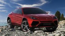 El Urus, el primer SUV de Lamborghini