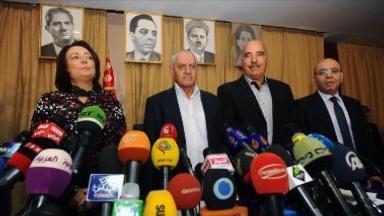 Cuarteto del Diálogo Nacional Tunecino