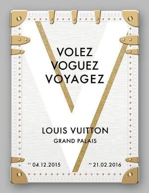 Lo nuevo de Louis Vuitton en el Grand Palais.