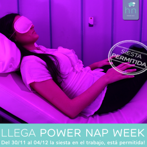 Power Nap Week