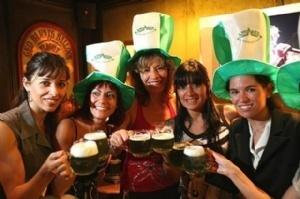 Irlanda y la cerveza son símbolos de cada celebración de San Patricio