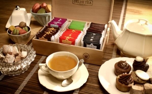 Delhi Tea