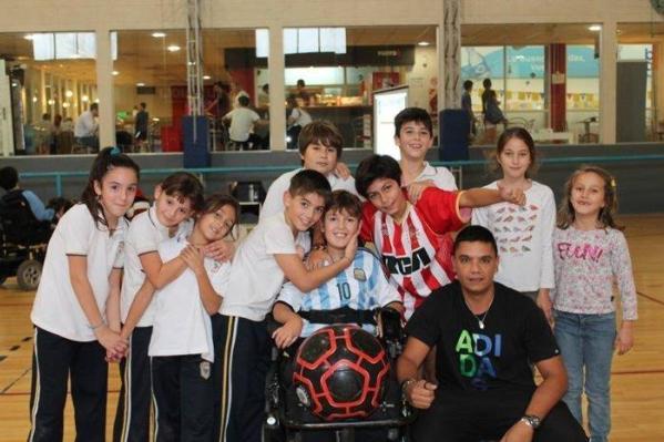 Powerchair Football Argentina