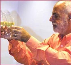 Ricardo Ianne, director de la Wine Education Society