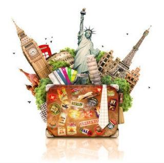 Turistas vs viajeros
