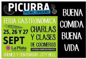La tercera edición de Picurba, la feria gastronómica de City Bell.