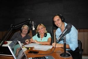 Chialva habló en el espacio LA INVERSIÓN DE LA SEMANA del programa radial Música y Mercados.