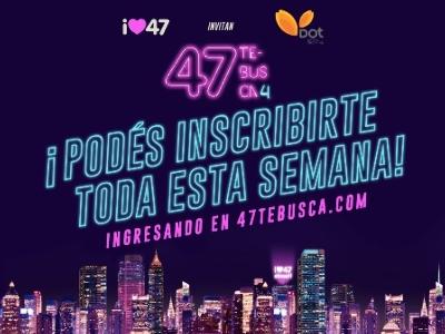 47 te busca
