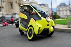 El i-ROAD, diseñado pensando en la flexibilidad y la facilidad de uso.