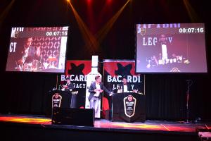 Frank Dedieu, bartender del bar Redwood de Lyon, Francia, fue el ganador.