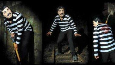 """El disfraz de """"El Chapo"""""""