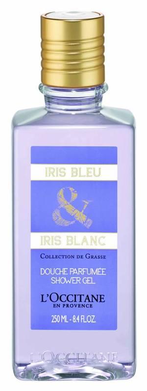 Iris Blanc y Bleu
