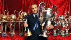 Berlusconi, en épocas más felices