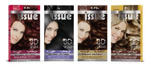 Los nuevos tonos de Issue 3D Gloss