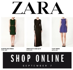 Zara, la mejor online