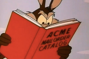 No solo el Coyote sabe de ACME