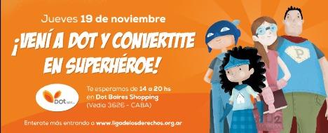 Día Universal de los Derechos del Niño y el Adolescente