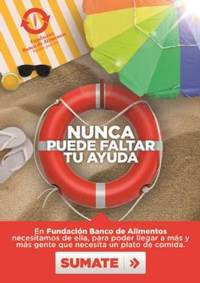 Programa de la Fundación Banco de Alimentos