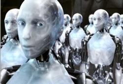 ¿Habrá muchos robots en 2045?