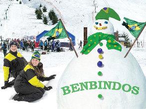 Bariloche es el segundo destino de la Argentina para los viajeros brasileños.