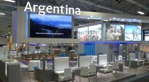 MCW Argentina presentó un diseño muy activo en La Rural.