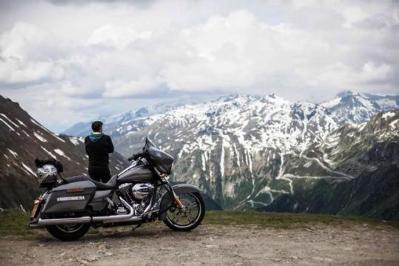 Nueva acción de Harley Davidson