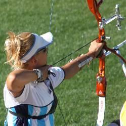 Ximena Mendiberry estará en sus segundos Panamericanos tras Guadalajara 2011.