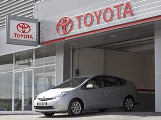 Concesionarios Toyota