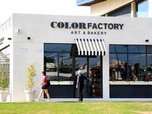"""Color Factory, el primer """"Art and Bakery"""" de zona norte."""