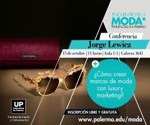 Encuentros de la moda en la UP