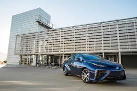 Primer vehículo propulsado a hidrógeno fabricado en serie en el mundo.
