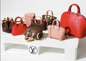 Los nuevos modelos Nano by Louis Vuitton