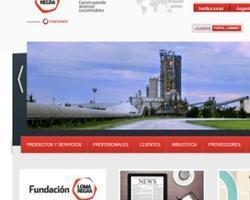 Líder en el segmento de cemento y hormigón en la Argentina.