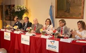 El lanzamiento se realizó en el Palacio San Martín de la Capital Federal.