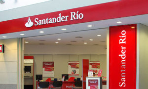 Santander Rio inauguró su sucursal Cruz del Eje, provincia de Córdoba.