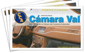 Un informe de la Cámara del Comercio Automotor (CCA)