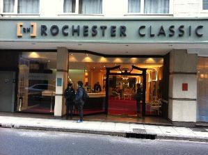 La nueva versión del sitio web de Rochester Hotels es adaptable a todos los sistemas operativos del mercado.