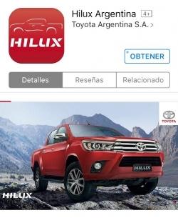 Se planificó junto con el lanzamiento de la nueva Hilux