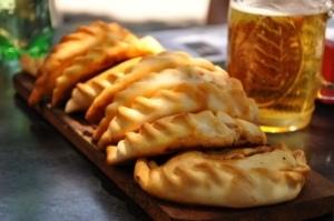 Empanadas, un clásico argentino.