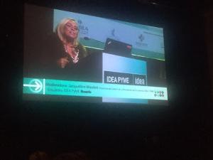 Una emisión especial desde el Encuentro de IDEA PyME, en Rosario,.