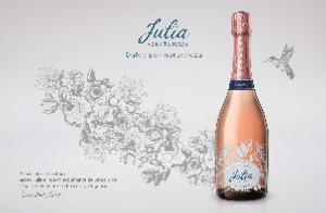 """""""Julia"""" está elaborado a partir de un novedoso blend."""