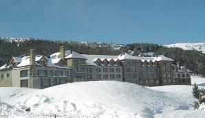 """El hotel se distingue además por su exclusivo Spa de montaña """"Namasthé""""."""