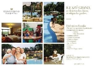 Iguazú Grand Resort Spa & Casino, uno de los hoteles más lujosos de la zona.