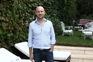 Parker Stanberry, CEO de Oasis Collections.