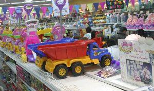 Polémica en el mercado del juguete.