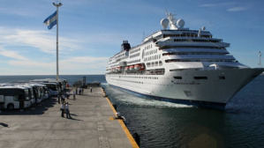 Aumenta la demanda mundial de cruceros.
