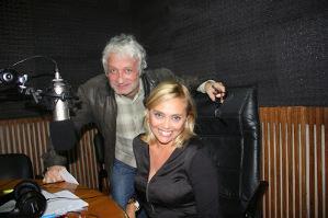 Alberto Grimoldi (hijo), en el programa radial Música y Mercados.