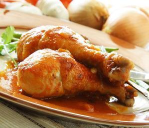El pollo es muy importante para la alimentación de los menores.