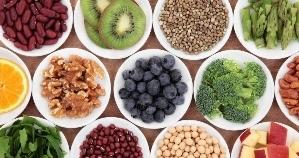 Se consumen menos vegetales y frutas frescas